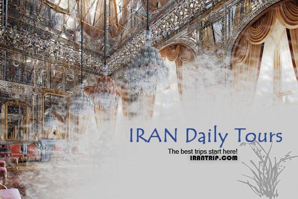 Iran daily tours