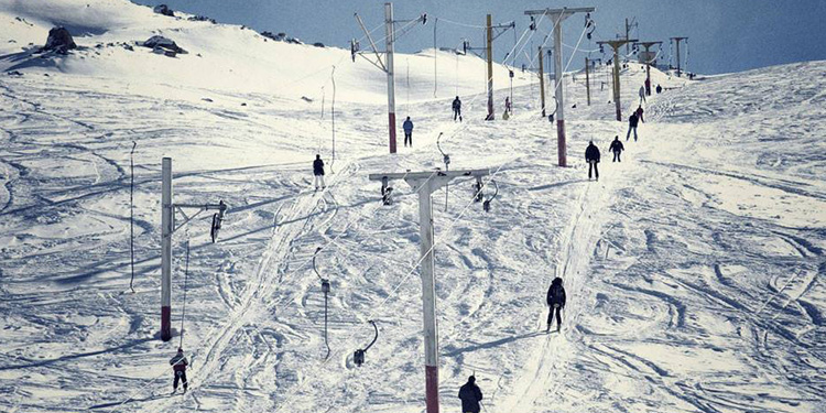 7days Ski In Dizin Ski Resort And Sightseeing In Tehran