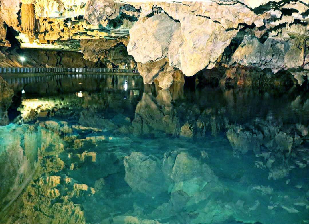 Alisader Cave