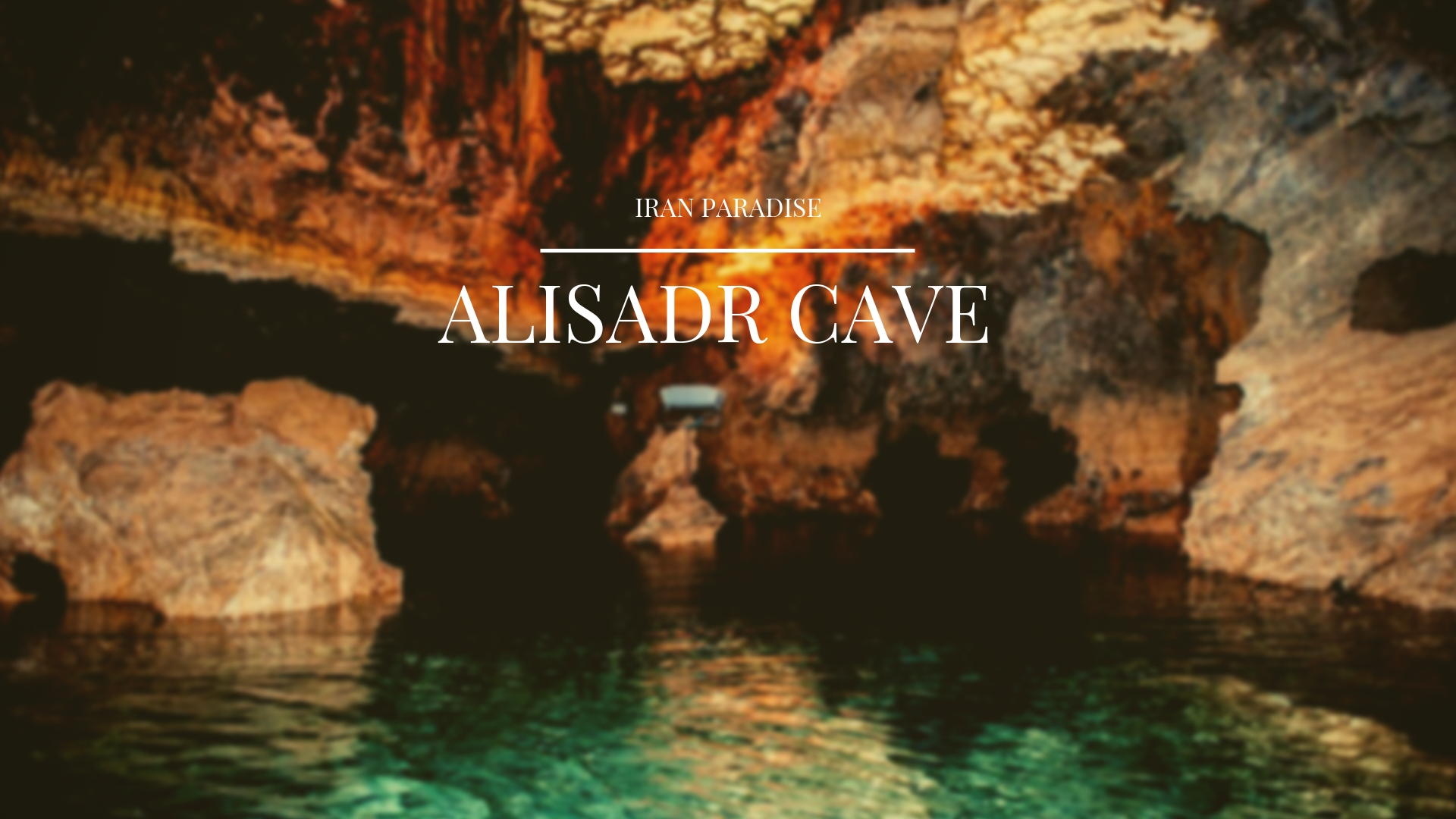 Alisadr Cave