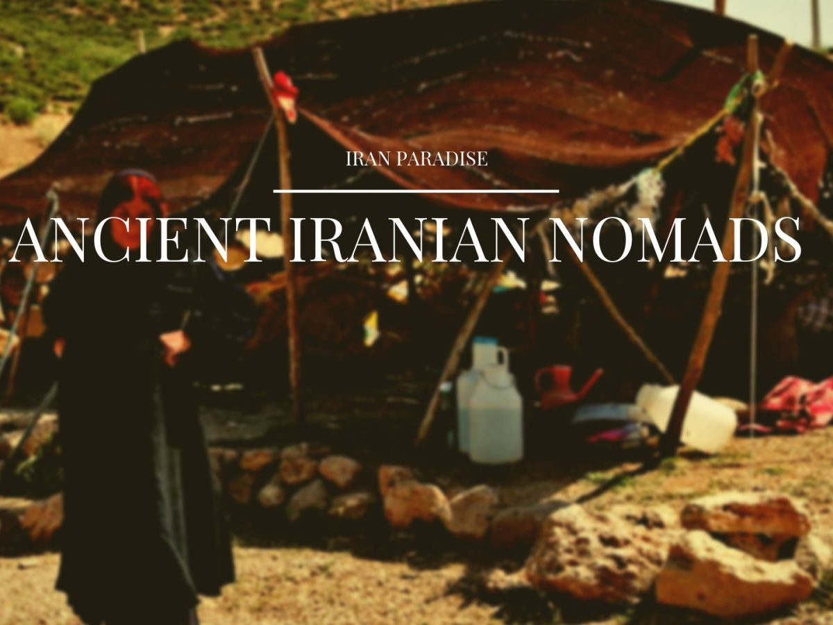 Ancient Iranian Nomads