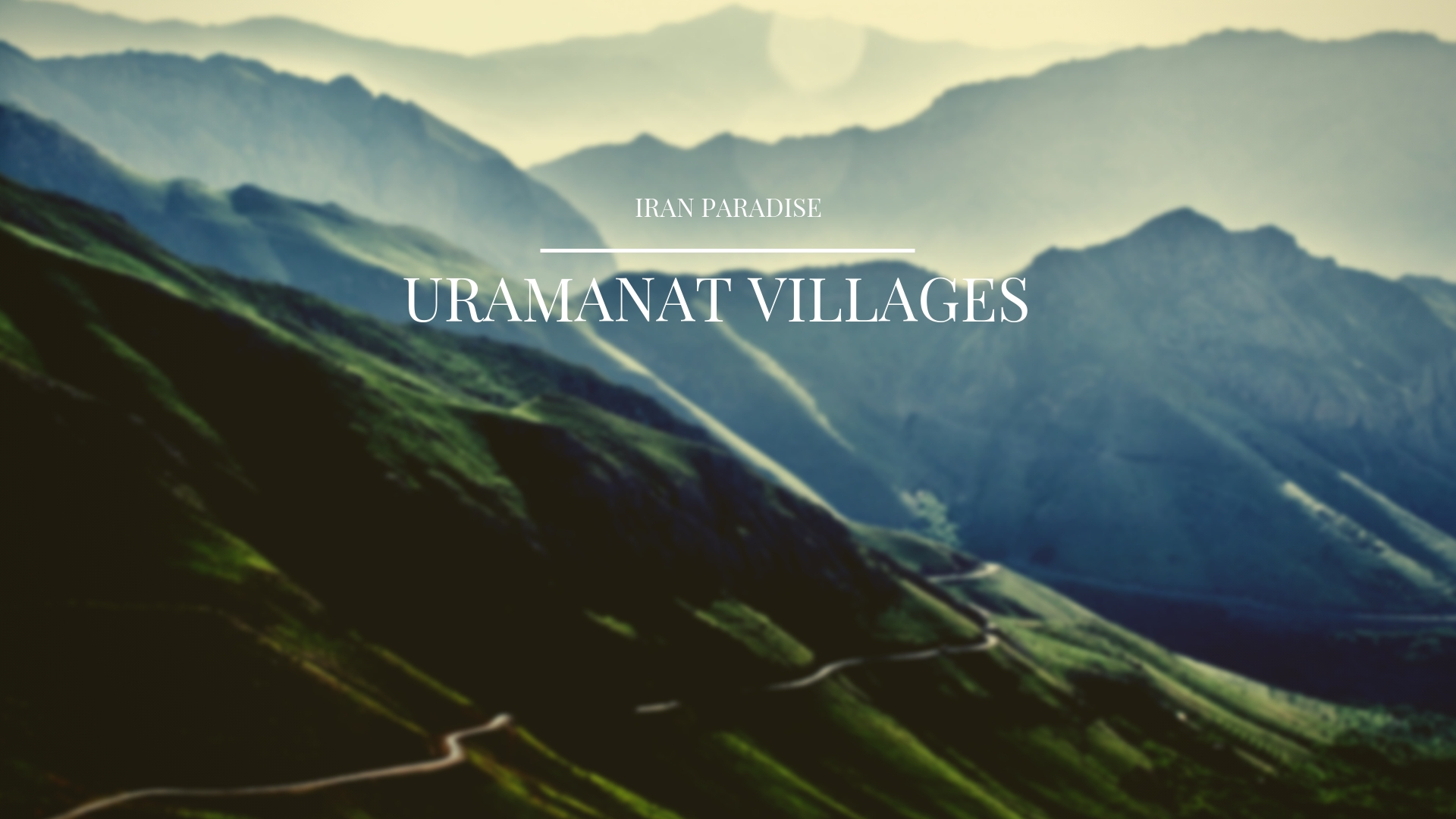 Uramanat Villages