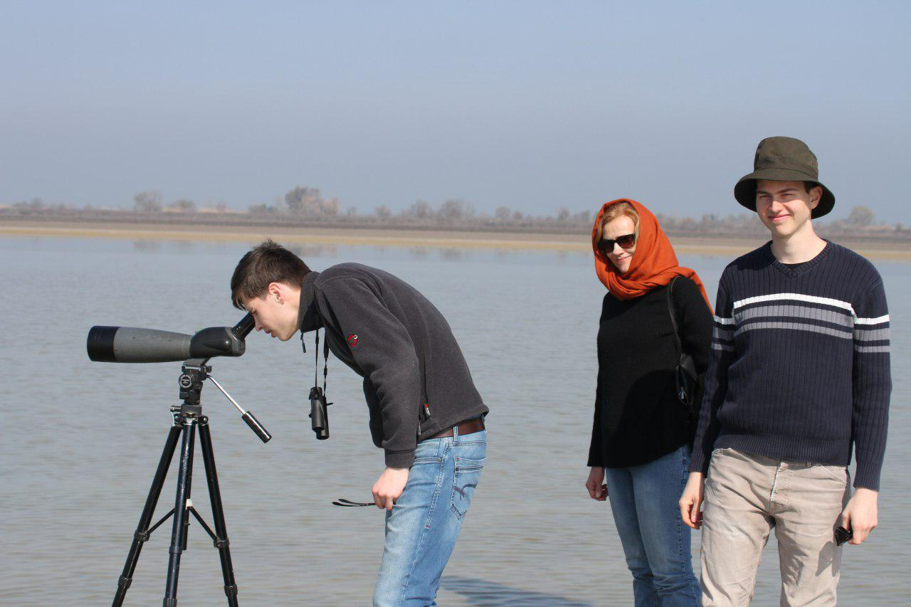Iran Birdwatching