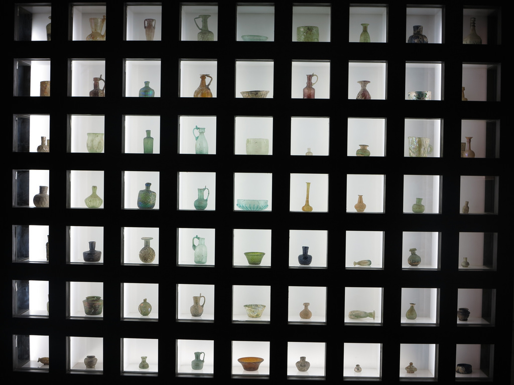Glassware and Ceramic Museum of Iran - Abgineh Museum