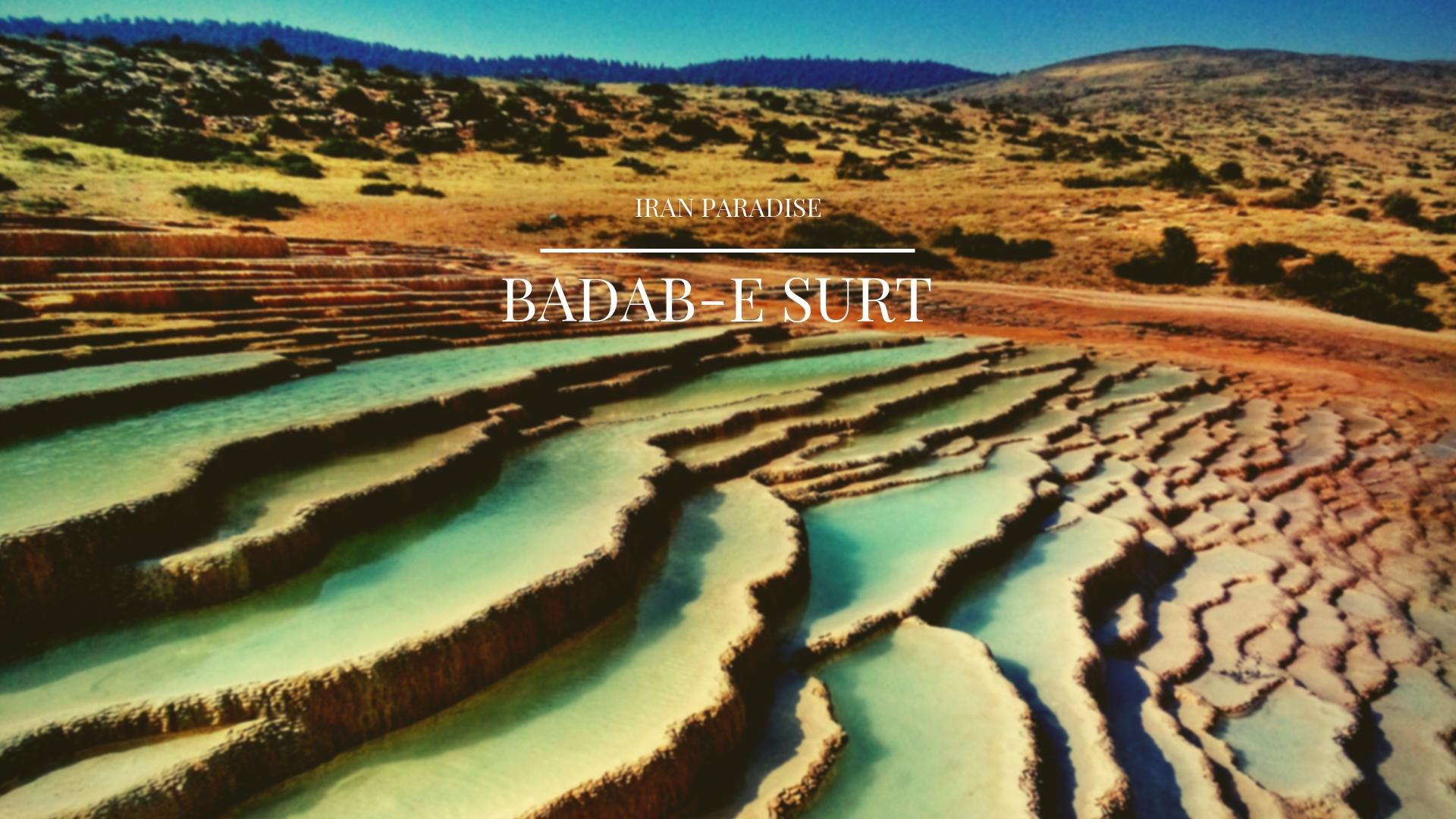 Badab-e Surt