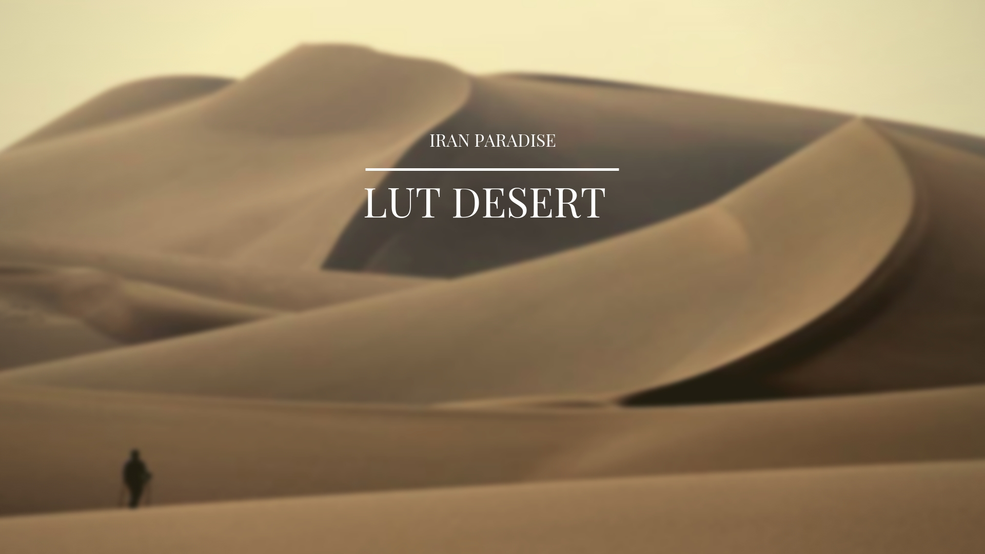 Lut Desert