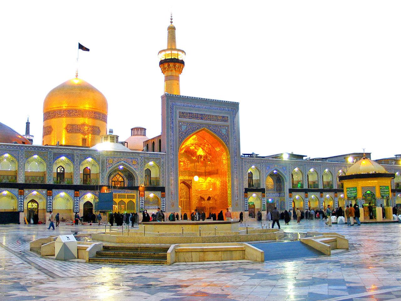 Image result for imam reza shrine