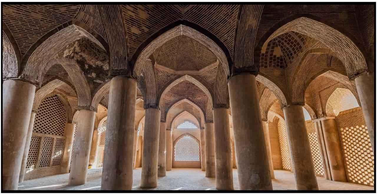 Masjed-e Jamé of Isfahan