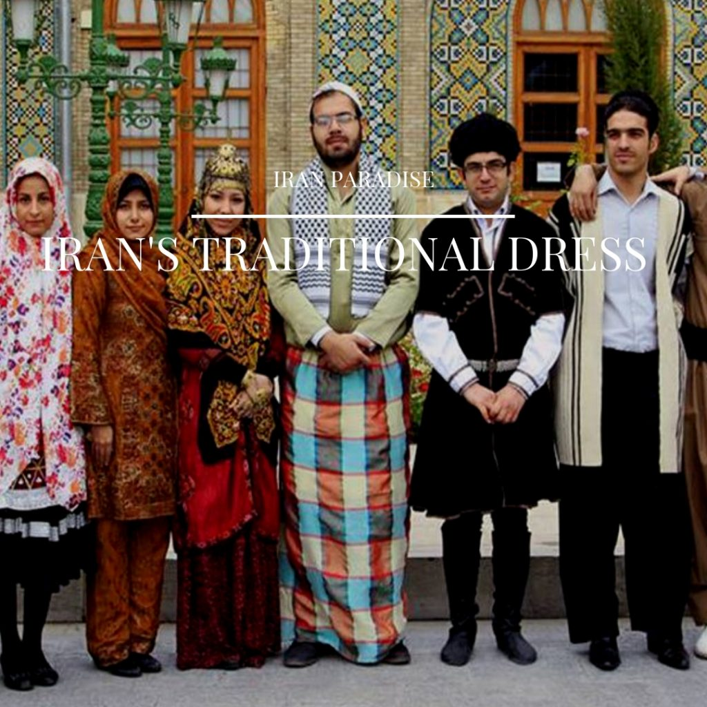 Iran's Traditional Dress