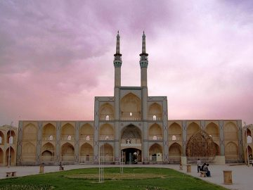Tours of Iran