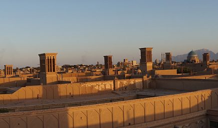 Yazd_Historic_City