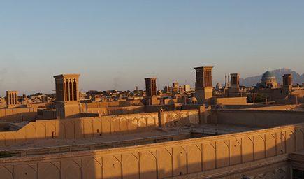 Yazd_Historic_City