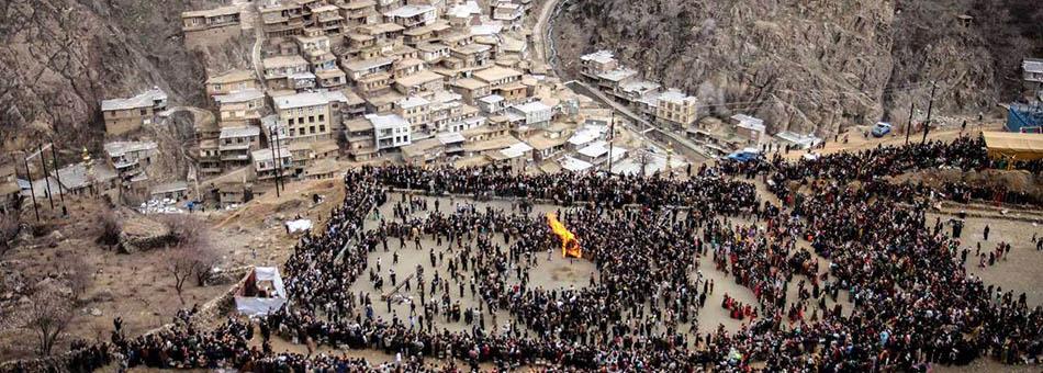 sanandaj-village