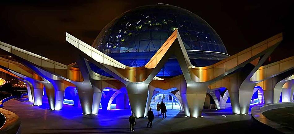 tehran-dome