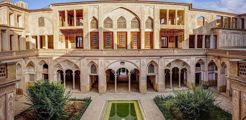 kashan-abbasian-house