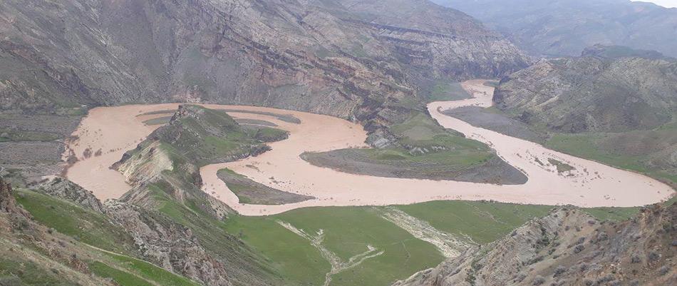 رودخانه-قزل-اوزن
