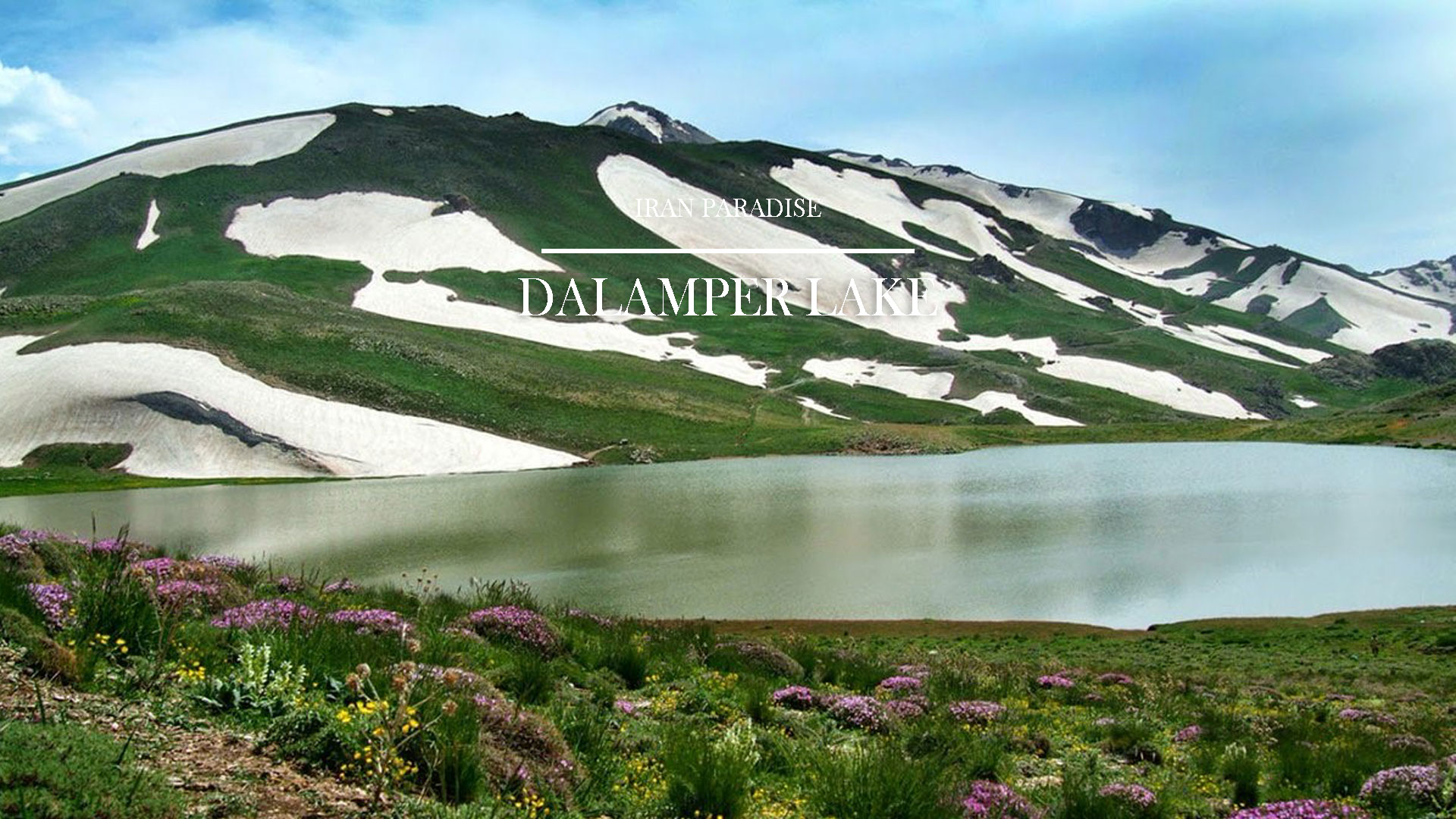 dalamper-lake