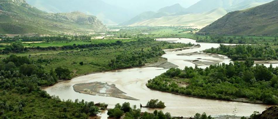 river-ghezel