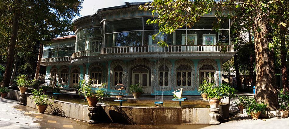 موزه-زمان-تهران