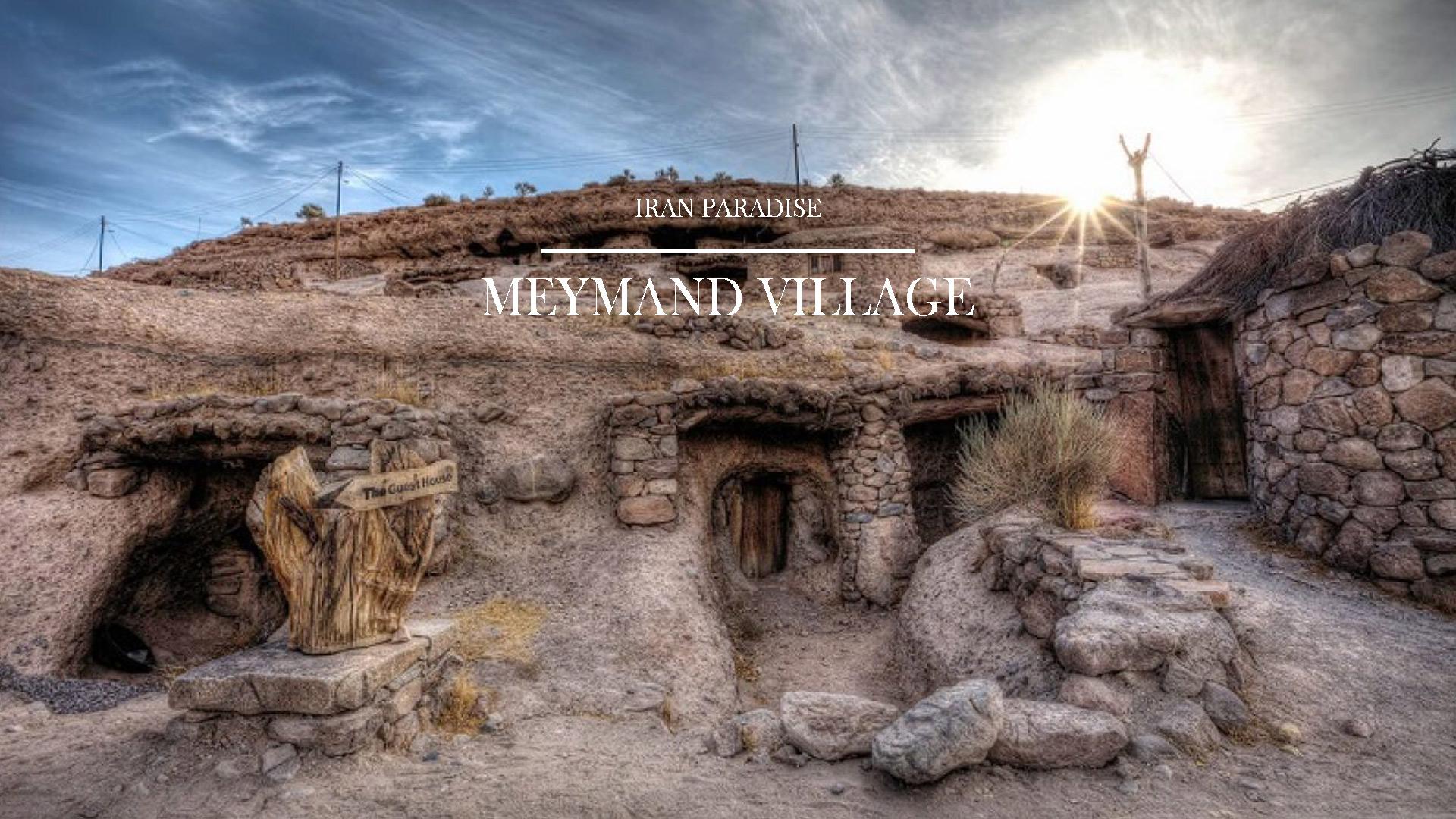 meymand-village