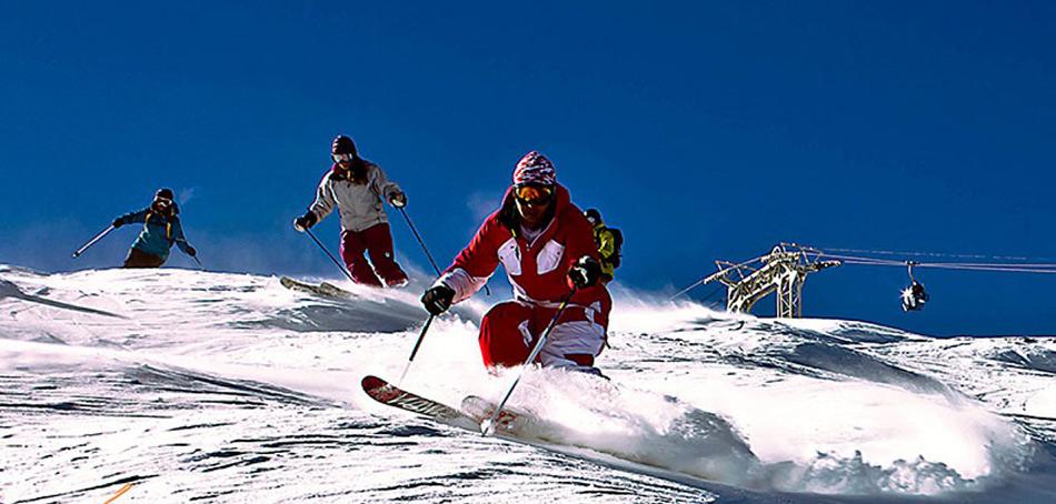 dizin-ski