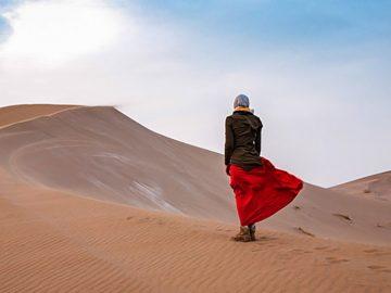 karakal-desert
