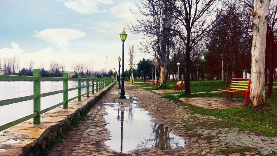 دریاچه-نیلوفر-کرمانشاه