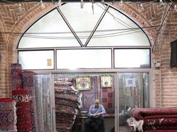 hamedan-traditional-bazaar