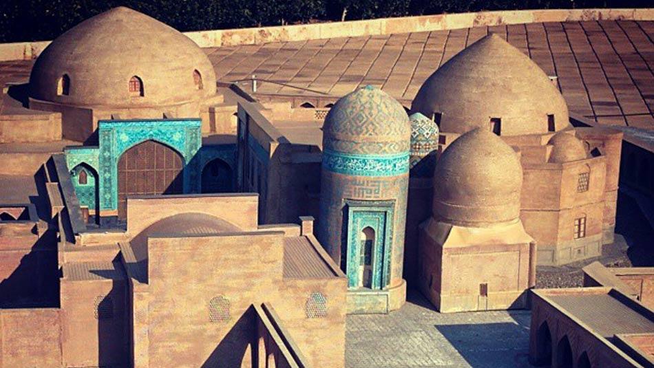 آرامگاه-شیخ-صفی-الدین-اردبیلی
