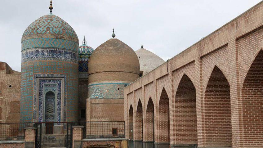 Sheikh-Safi-al-Din-Shrine