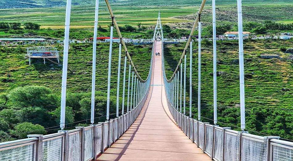 meshginshahr-suspension-bridge