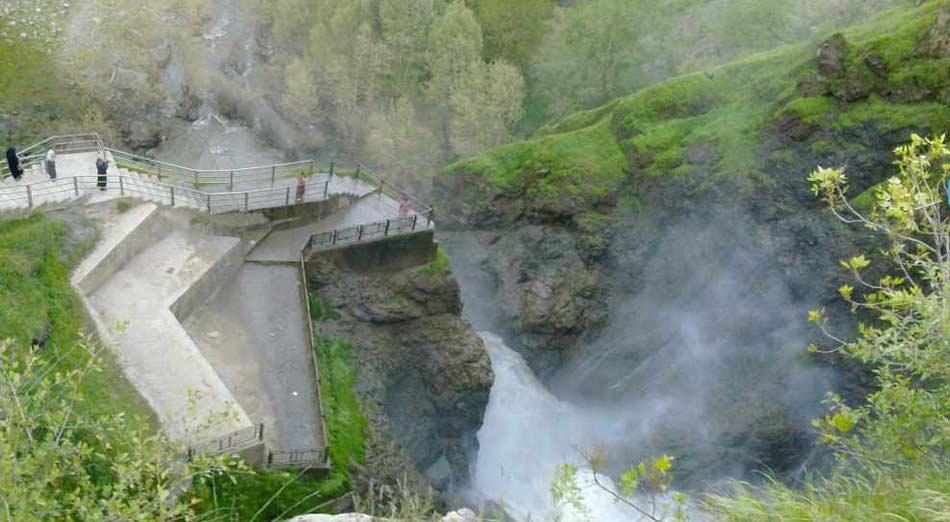 آبشار-شلماش
