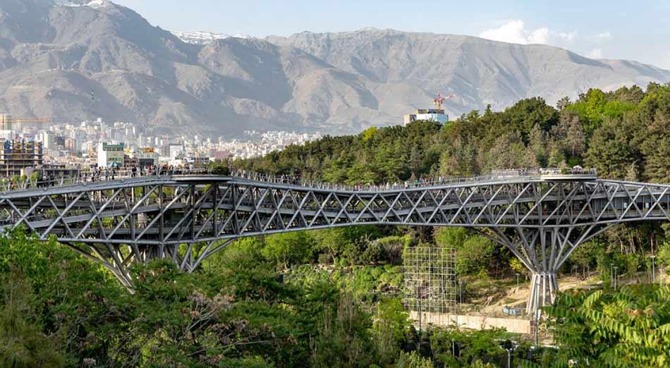 پل-طبیعت-تهران