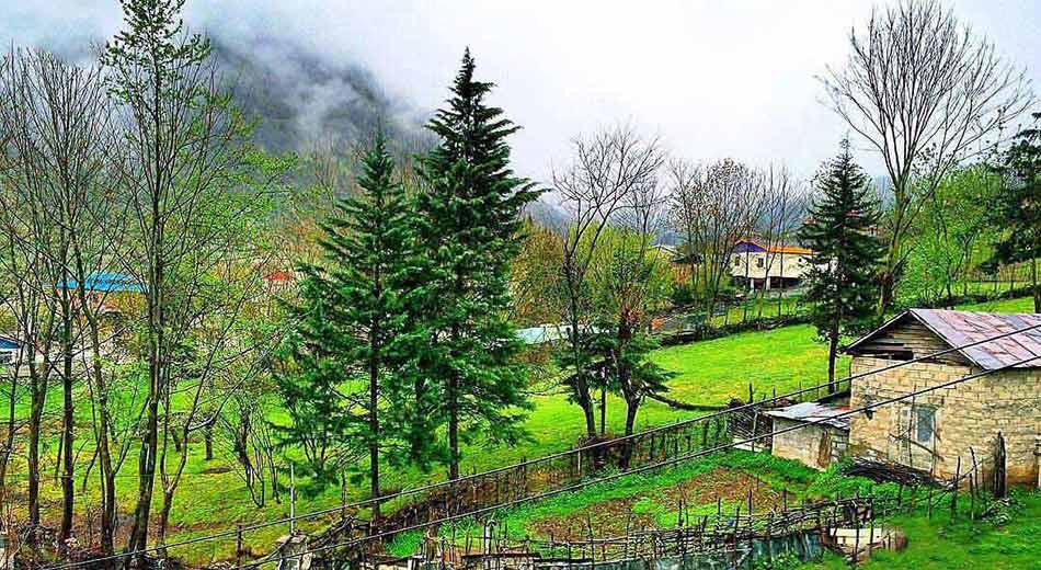 zargar-village