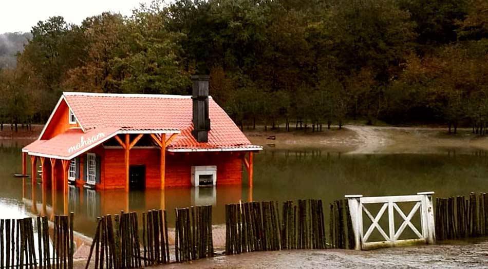 دریاچه-سقالکسار