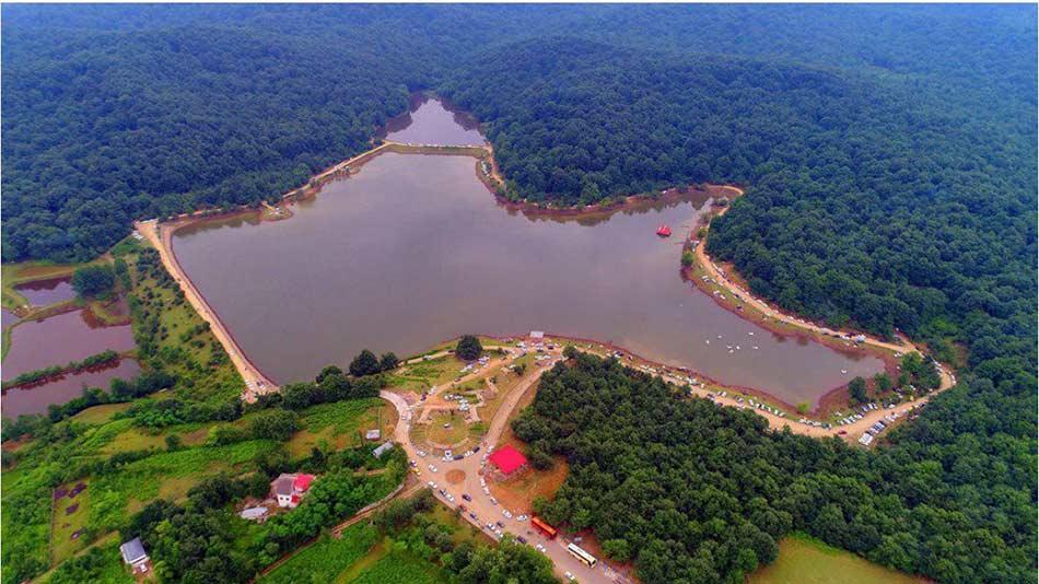 Saghalaksar-Dam