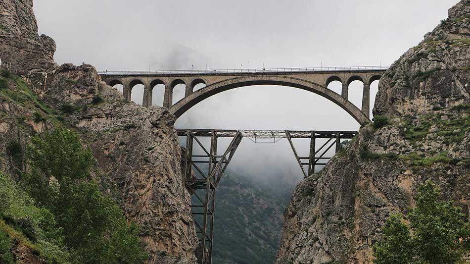Veresk-Bridge