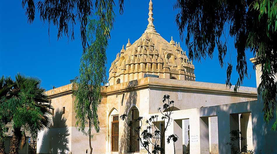 معبد-هندوها-بندرعباس