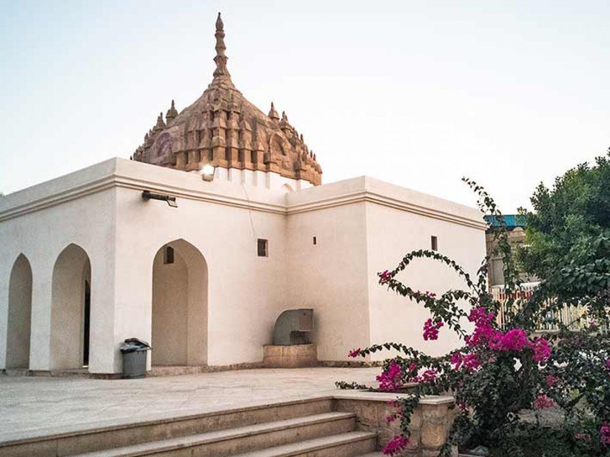 Indians-Temple