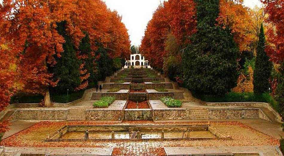 Shazdeh-Mahan-Garden