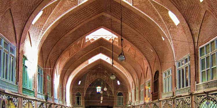 Tabriz-Grand-Bazaar