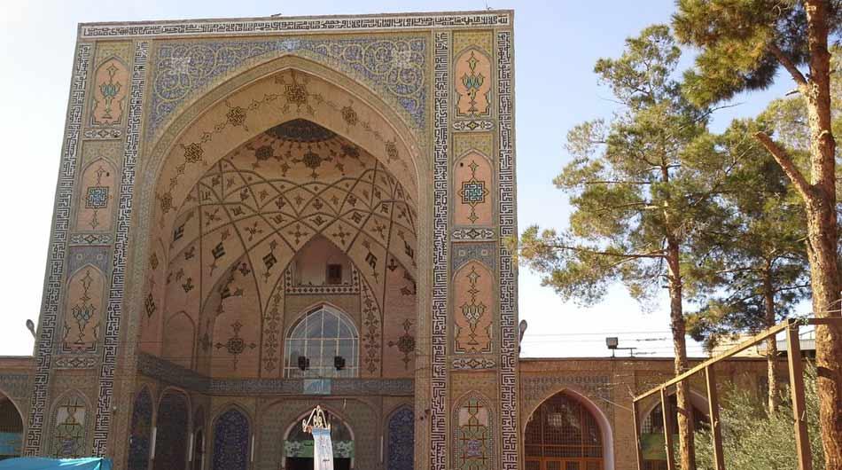 مسجد-امام-سمنان