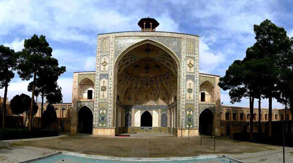 Masjid-e-Shah-semnan