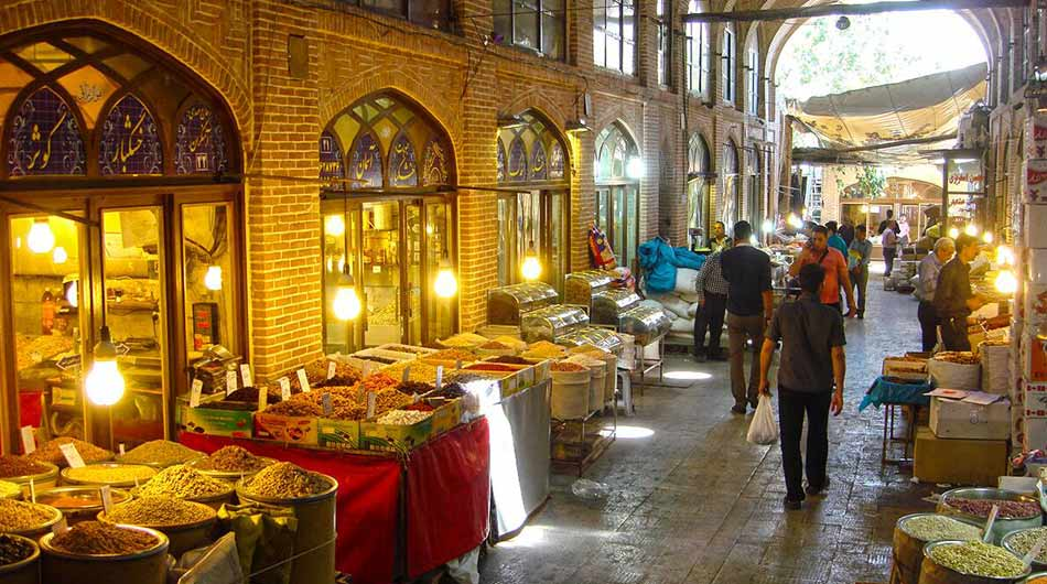 Tehran-Grand-Bazaar