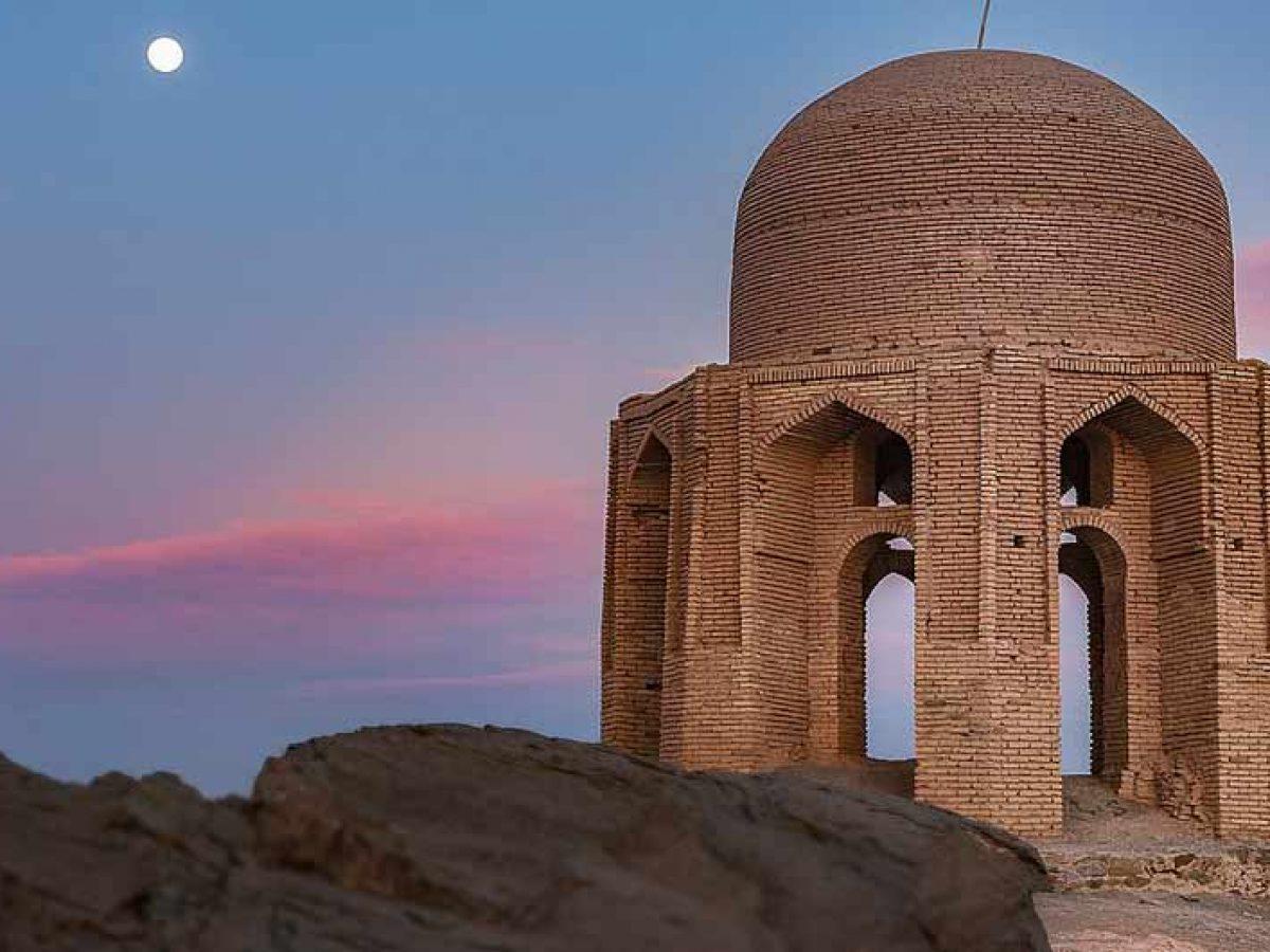 King-Firouz-Monument
