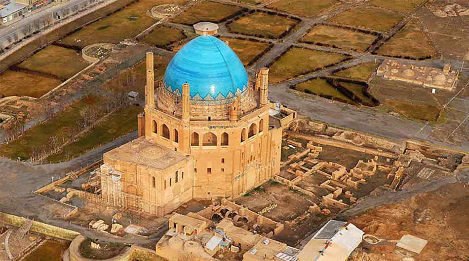 Soltaniyeh-Dome