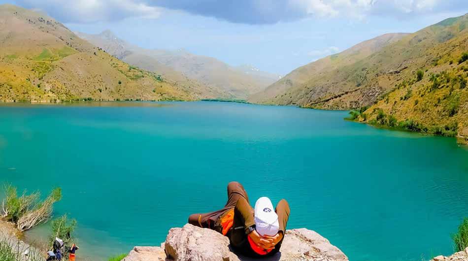 Gahar-lake