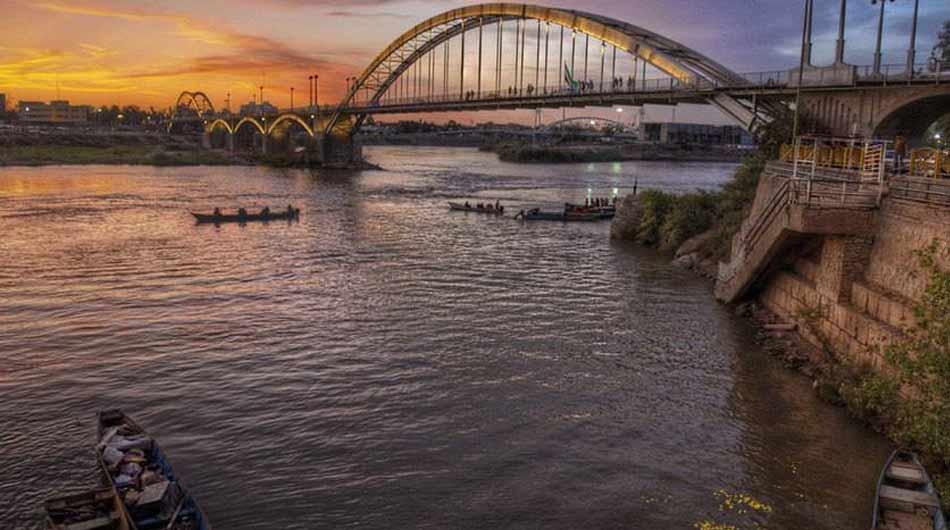 karoon-river
