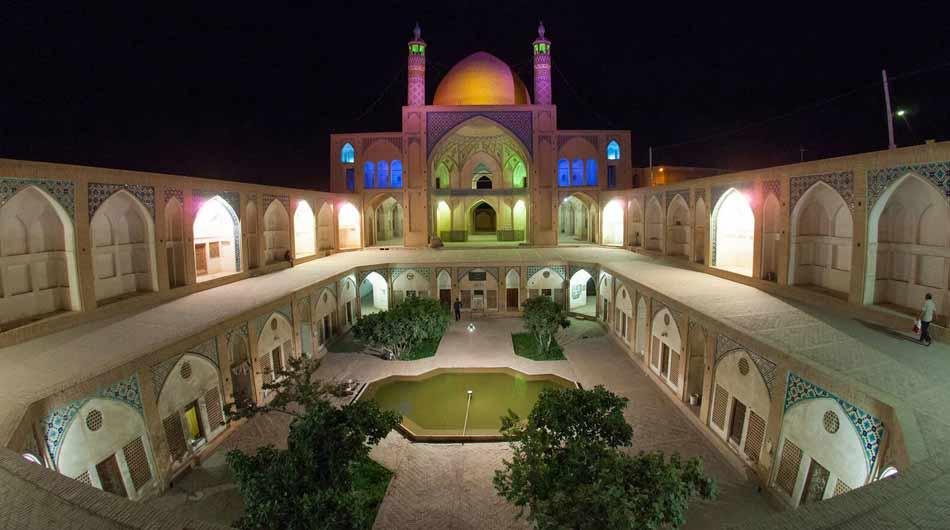 مسجد-آقابزرگ