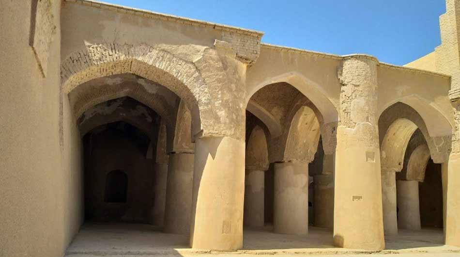 مسجد-تاریخانه